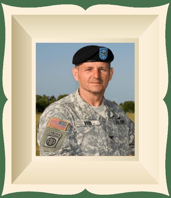 Colonel David Dodd