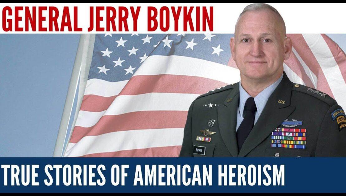 Gen Jerry Boykin