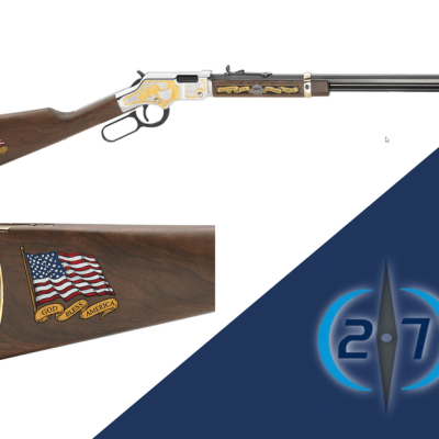 Henry Military Tribute Rifle