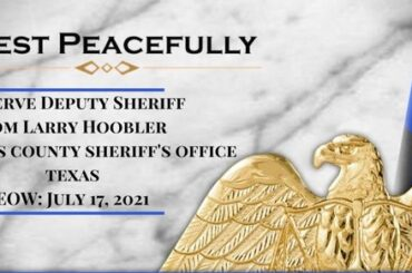 Deputy Hoobler